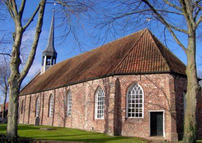 Niehove, Kerk