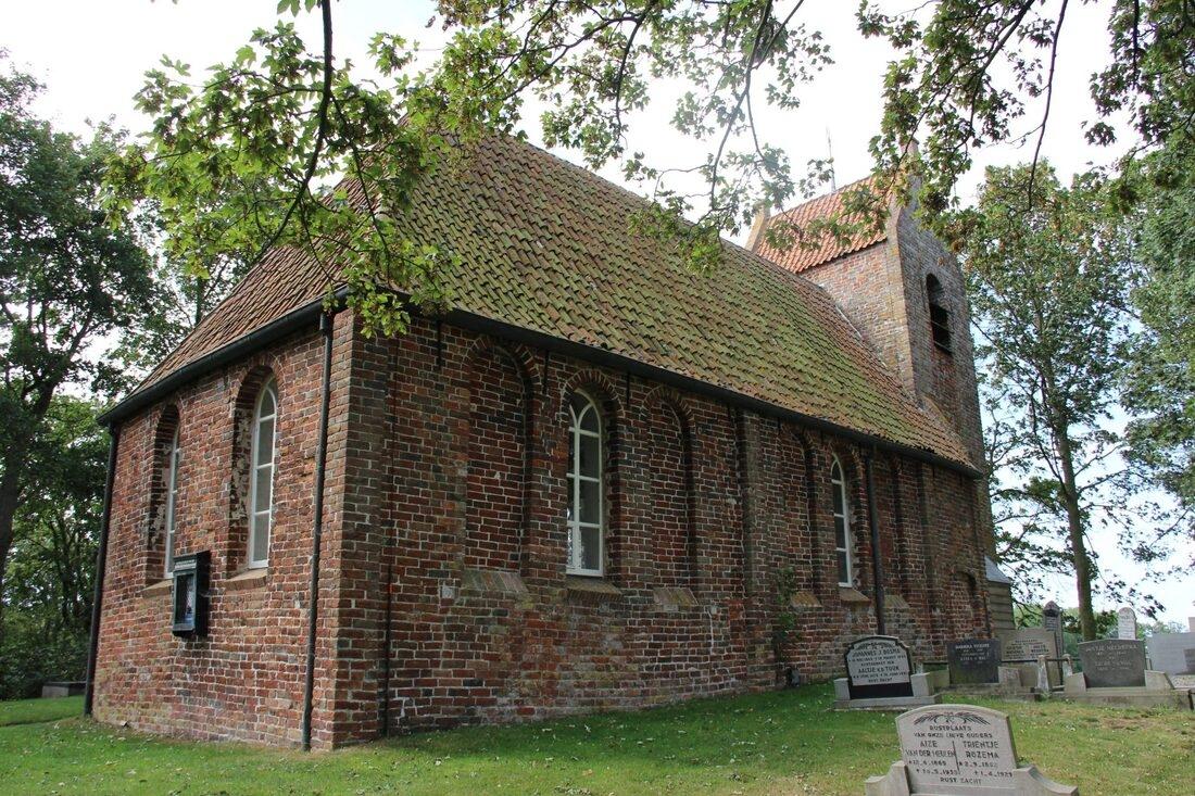 Kerk Oostum Garnwerd