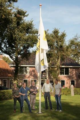 leden van stichting Open Monumentendag Westerkwartier