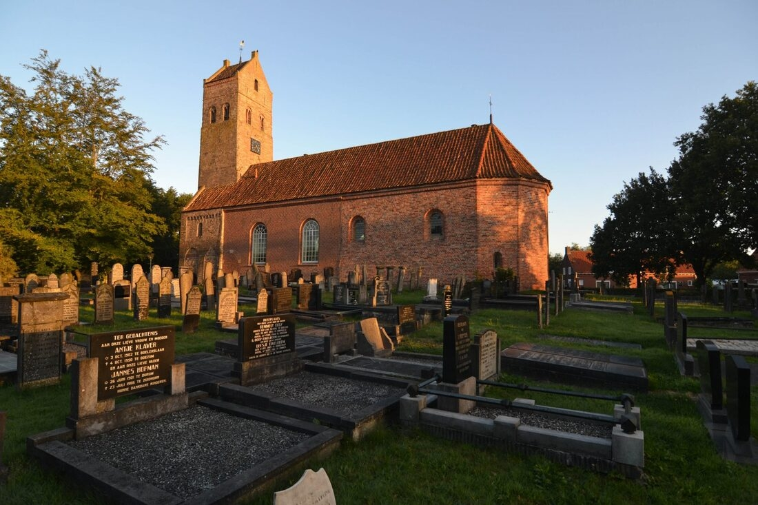 Sint Vituskerk Doezum