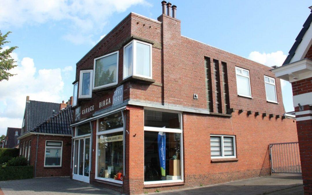 Zuidhorn, Fietsmuseum Garage Birza