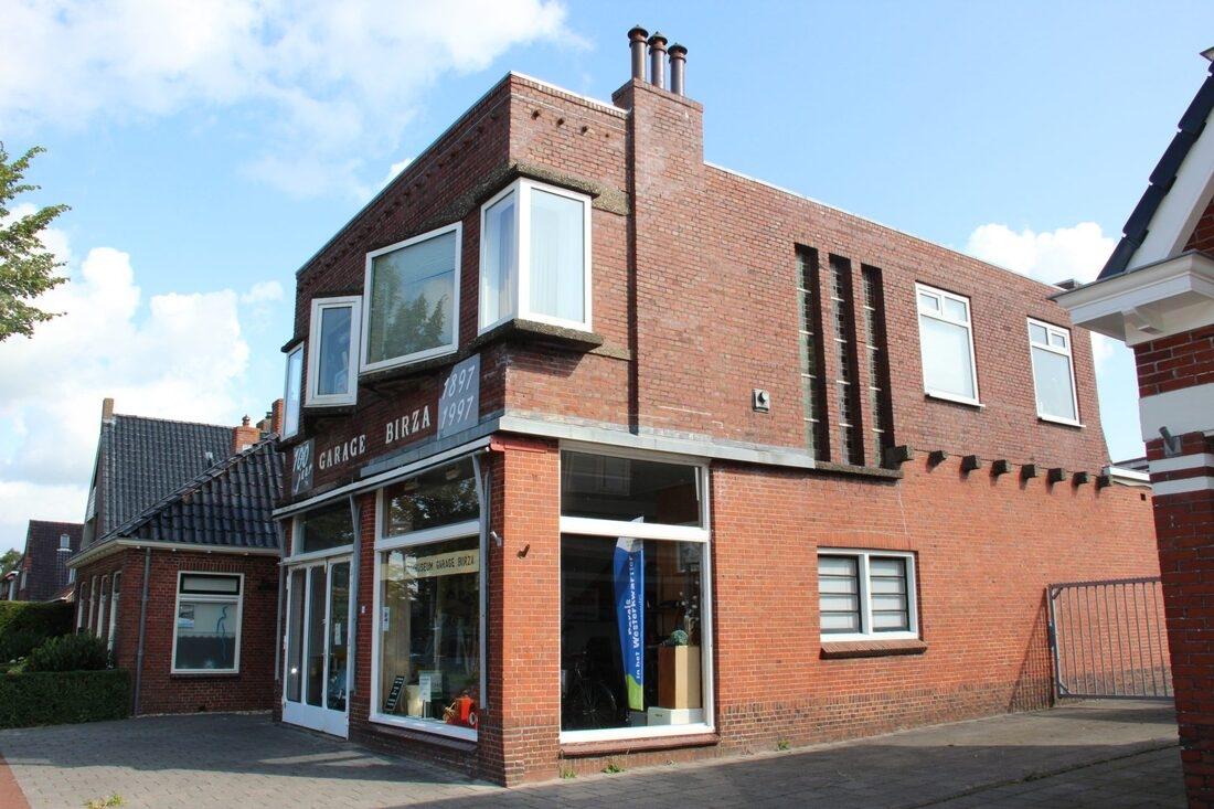 Fietsmuseum Garage Birza Zuidhorn