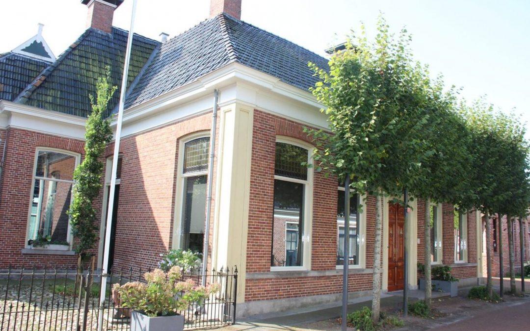 Zuidhorn, Huis met de Leeuwen