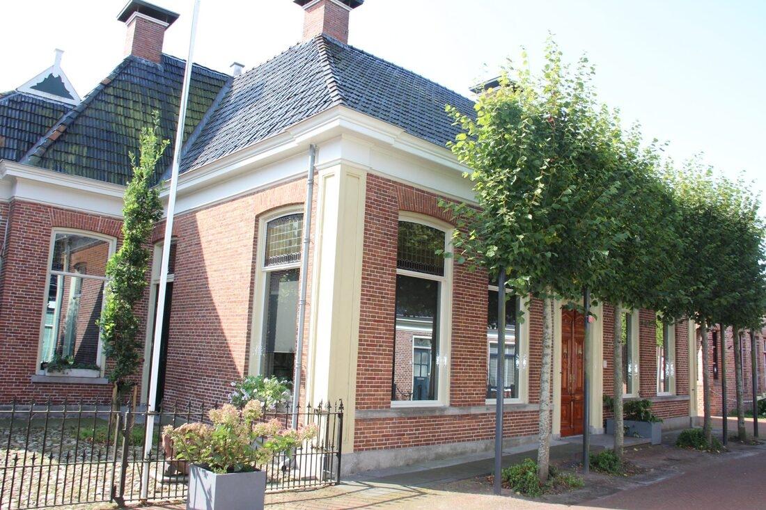 Huis met de Leeuwen Zuidhorn