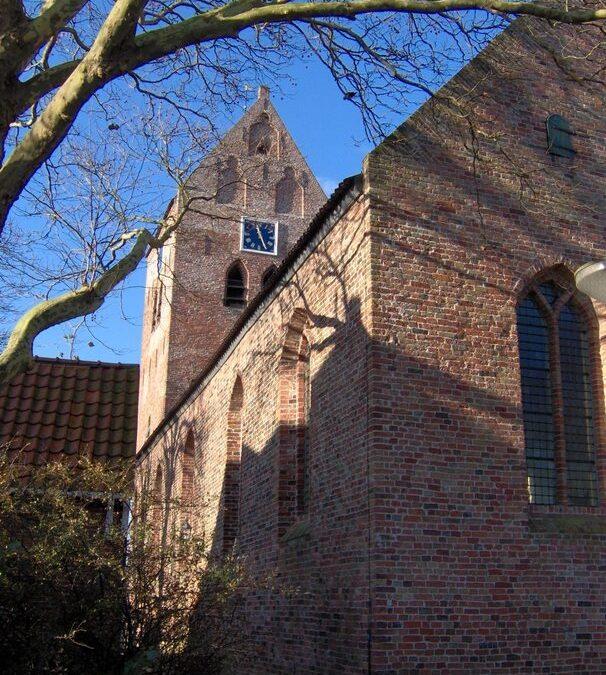 Oldehove, Kerk