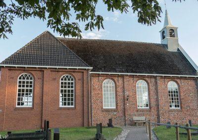 Opende, Hervormde kerk