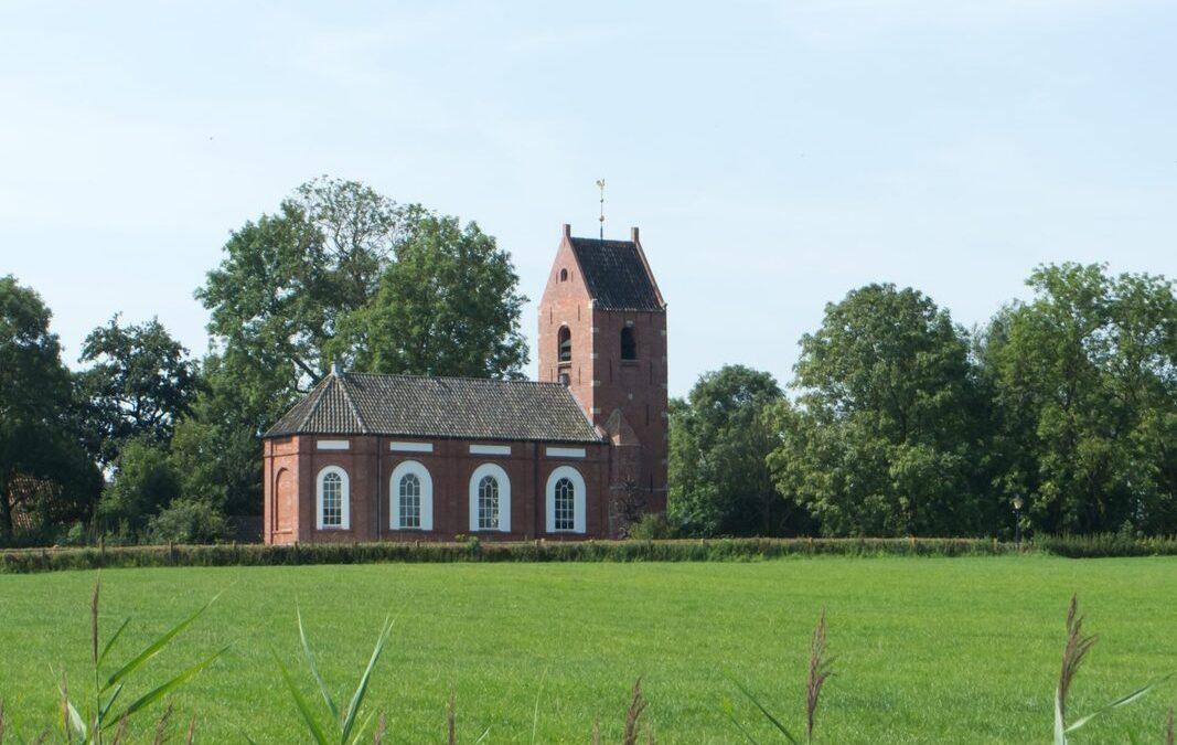 Saaksum, Hervormde kerk