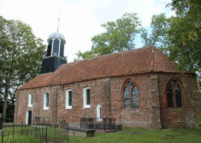 Fransum, Kerk