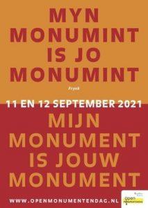 Mijn monument is jouw monument