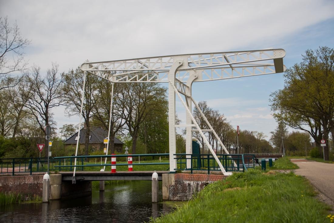Ophaalbrug Zevenhuizen