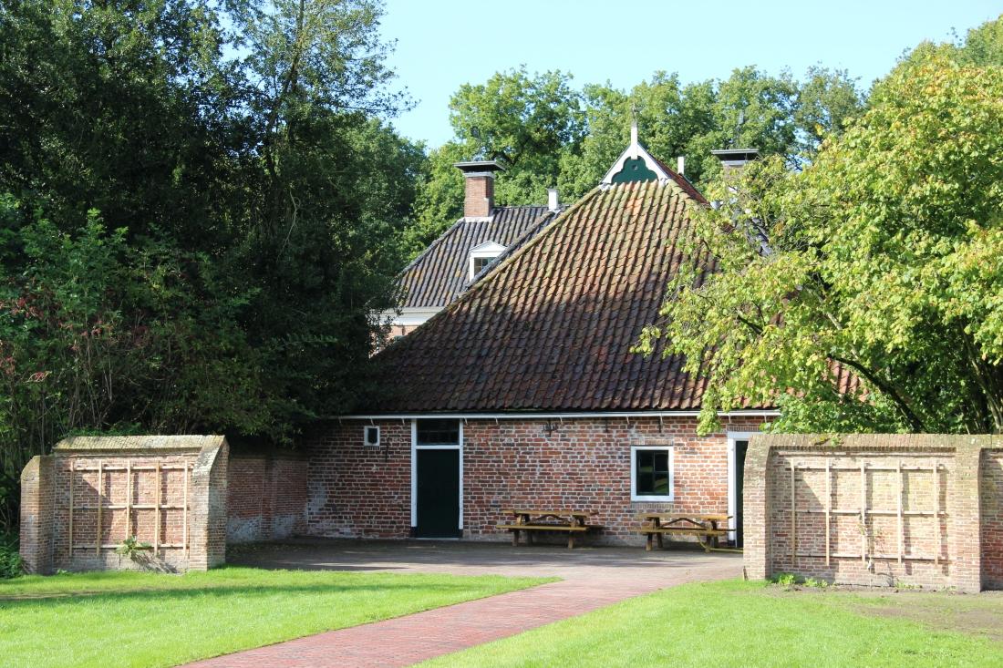 Tuin bij de Coendersborg